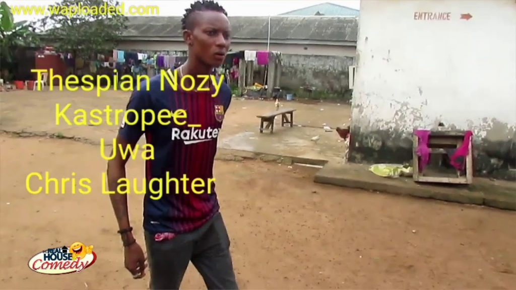 Comedy video: Real House Of Comedy - Idugbe Men