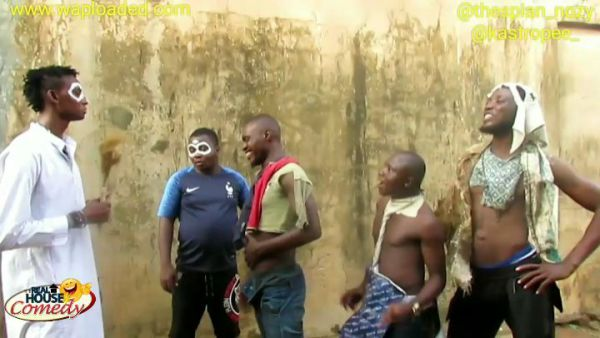 Comedy Video: Thespian Nozy x Kastropee – Stealing Offering