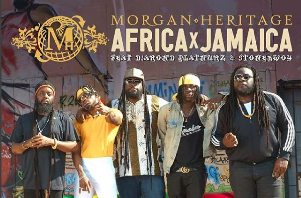 Download Music: Morgan Heritage ft  Diamond Platnumz & Stonebwoy