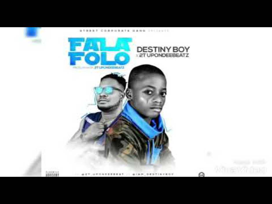 Download Mp3] Dj Mayor ft  2 T Boiz, Decoded & Destiny boy