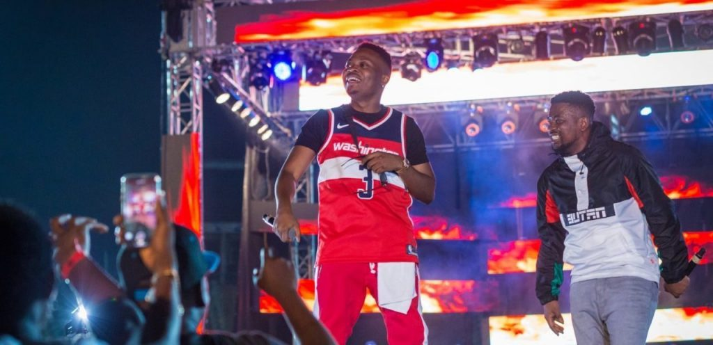 Download Video: Olamide Performance At OLIC 5