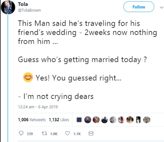 OMG!! Heartbroken Lady Hospitalized After Discovering That