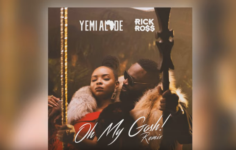 Download Mp3] Yemi Alade ft  Rick Ross – Oh My Gosh