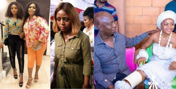 Image result for Why I Gave My Daughter To Ned Nwoko – Regina Daniels' Mother Finally Speaks