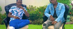 Shatta Wale And Stonebwoy Finally Meet Again!!! What Happened Is SHOCKING!!! [Photos]