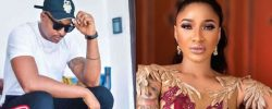 Tonto Dikeh FIRES BACK At IK Ogbonna… Threatens To EXPOSE Him For Mentioning Her Son On IG!!!