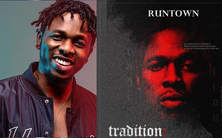Download Mp3] Runtown – Tradition