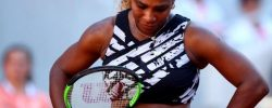 END NEAR!! Serena Williams Knocked Out In The Third Round Of The French Open By A 20-year-old