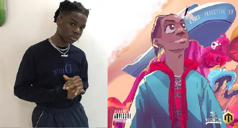 rema ep download