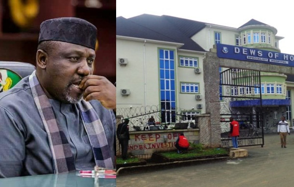 Okorocha Reacts To EFCC's Sealing Of Properties Owned By Him
