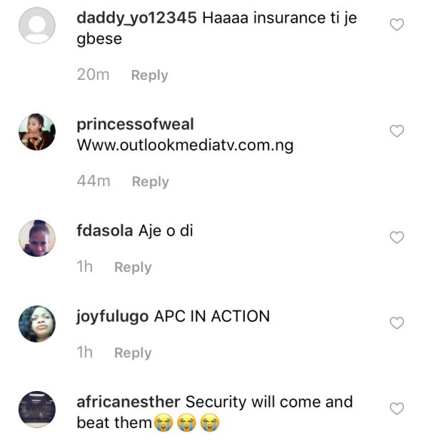 Oh No! Fire Breaks Out At Davido's Father's House… People Are