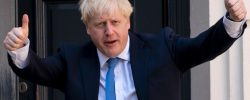 See 10 Facts About New British Prime Minister, Boris Johnson