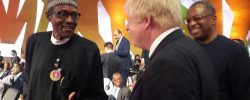 See President Buhari's Message To Newly Elected UK Prime Minister, Boris Johnson