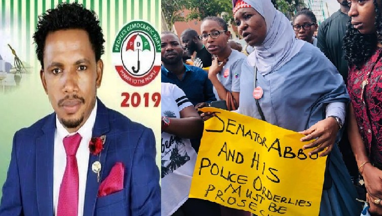 Image result for Senator Elisha Abbo Arraigned For Assault