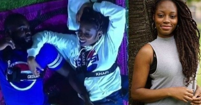Image result for 2019 BBNaija: I was celibate for eight years, Khafi reveals