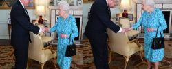 Boris Johnson Officially Becomes The New Prime Minister Of UK After Meeting With Queen Elizabeth [PHOTOS]