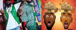 OBO! Davido And Chris Brown Blow Nigerians' Minds With Their New Single [See Reactions]