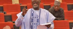'Murder Of Democracy' – PDP Reacts To The Ouster Of Melaye By Tribunal