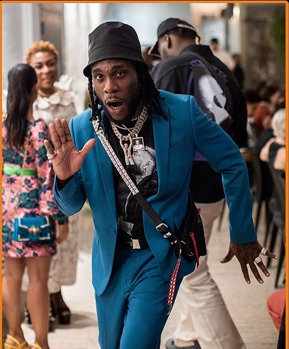 AFRICAN GIANT! Burna Boy Now Has His Own Currency… He Is The