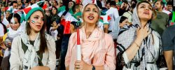 FREEDOM! Iranian Women Can Now Watch World Cup Qualifier… First Time Since 1979