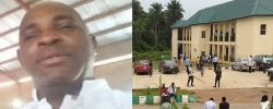 TOO BAD! Federal University Oye-Ekiti Professor Allegedly IMPREGNATES 16-Year-Old Student