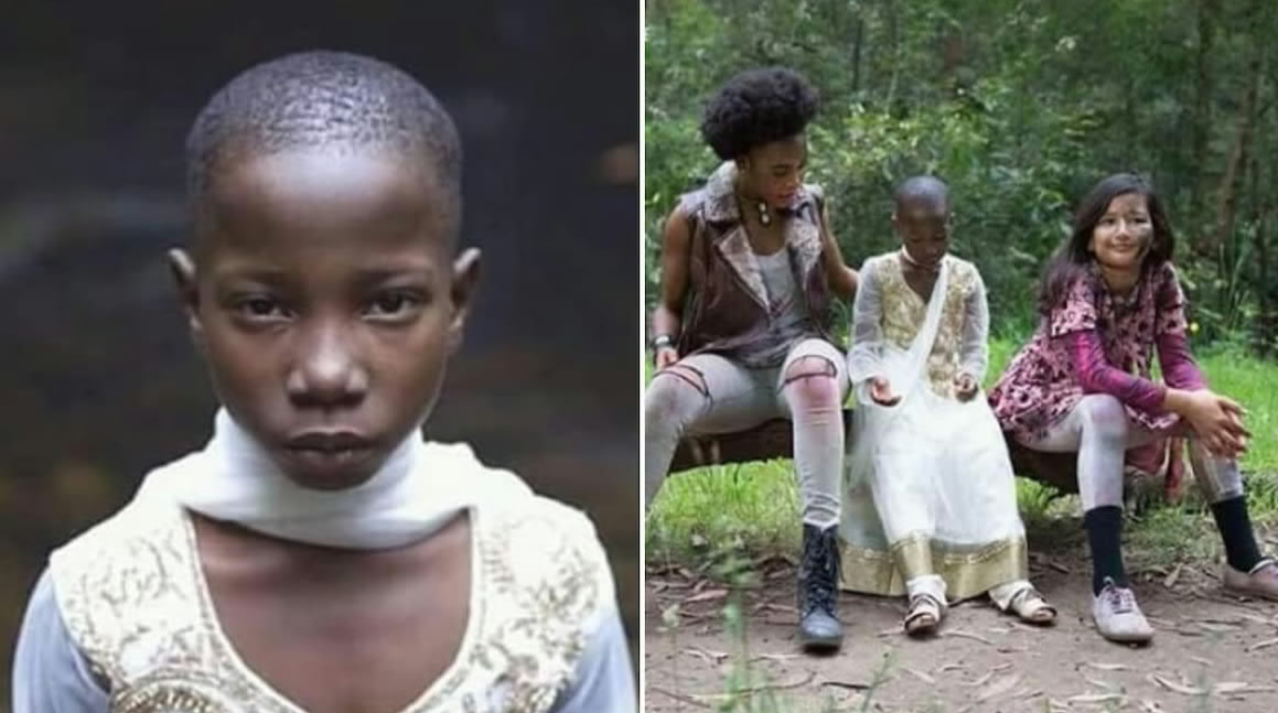 Star Kid, Emmanuella, Plays Role In Australian Movie