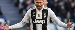 BLANK! Ronaldo Fails To Spark As Juventus Drop Points At Fiorentina