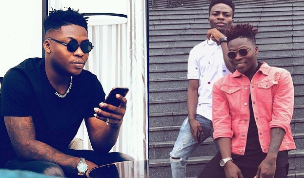 Image result for Reekado Banks, a Nigerian singer, has dropped his elder brother, Temi Solomon, as his manager.