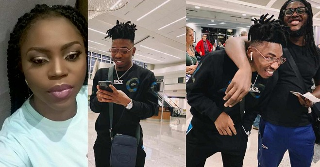 Image result for Edith Aiyede Blasts Mayorkun For Offering 100 Ladies An 'Opportunity' To Appear In His Upcoming Video